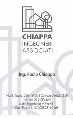 ing. Paolo Chiappa